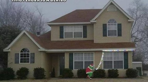 Hilarious Christmas Decorations That Will Brighten Your Day!
